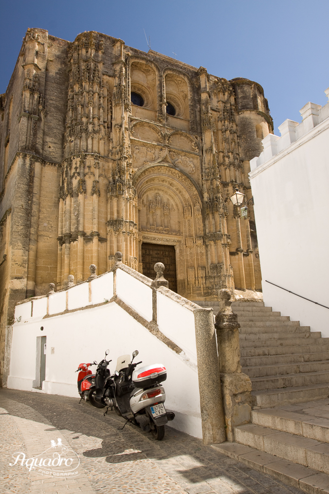 Ronda Spain Cathedral