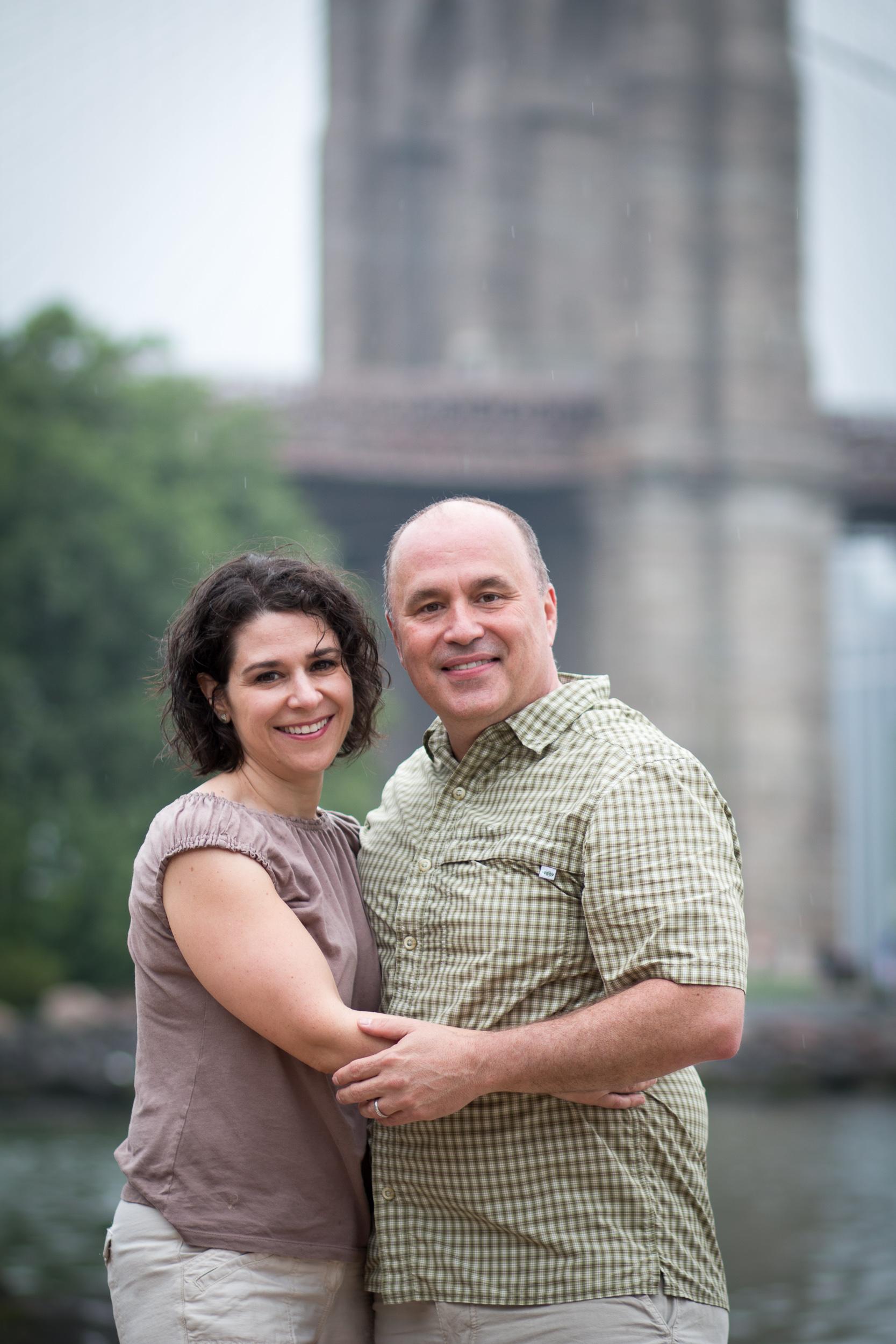 Brooklyn Mom and Dad