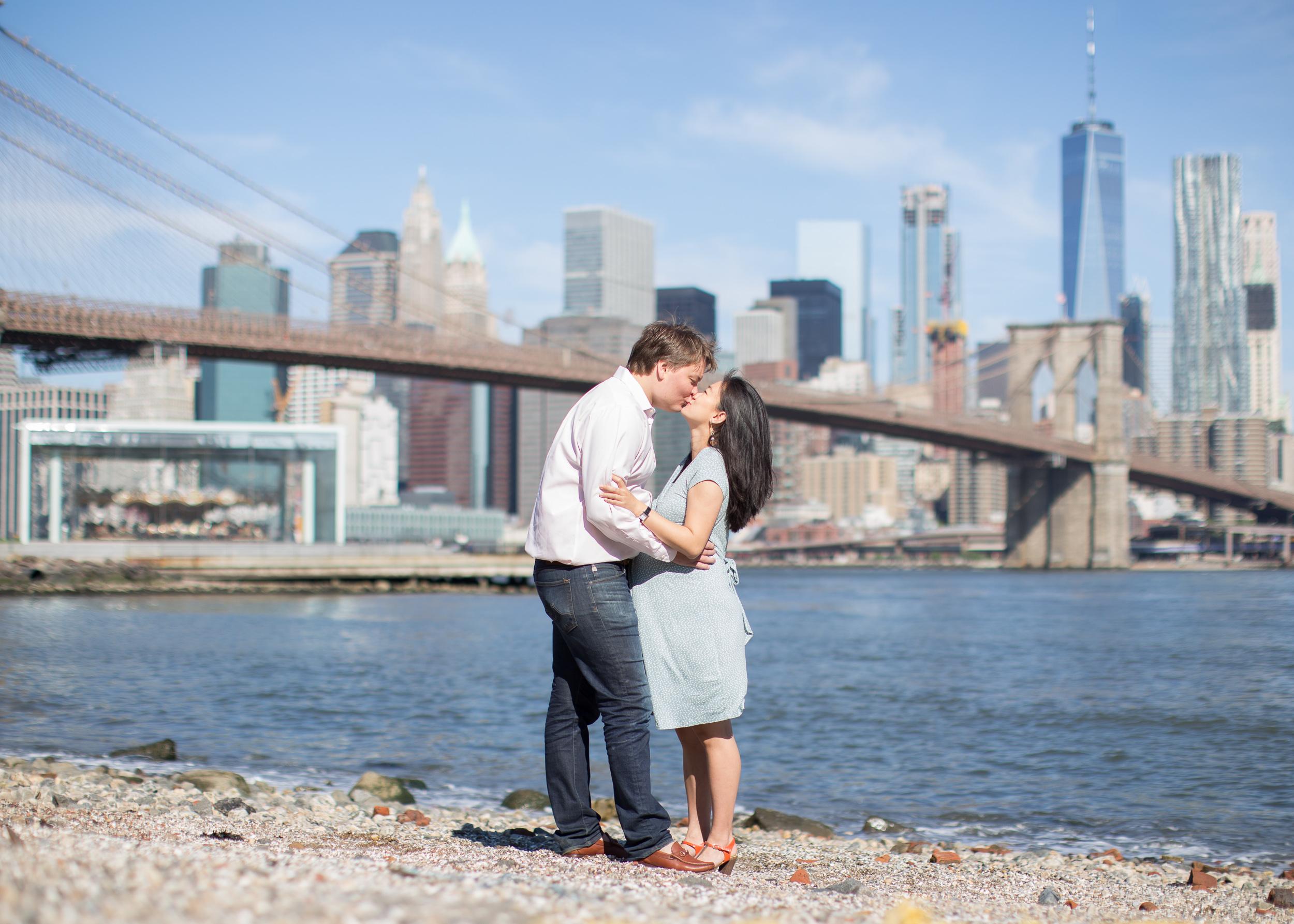 Brooklyn Bridge Love