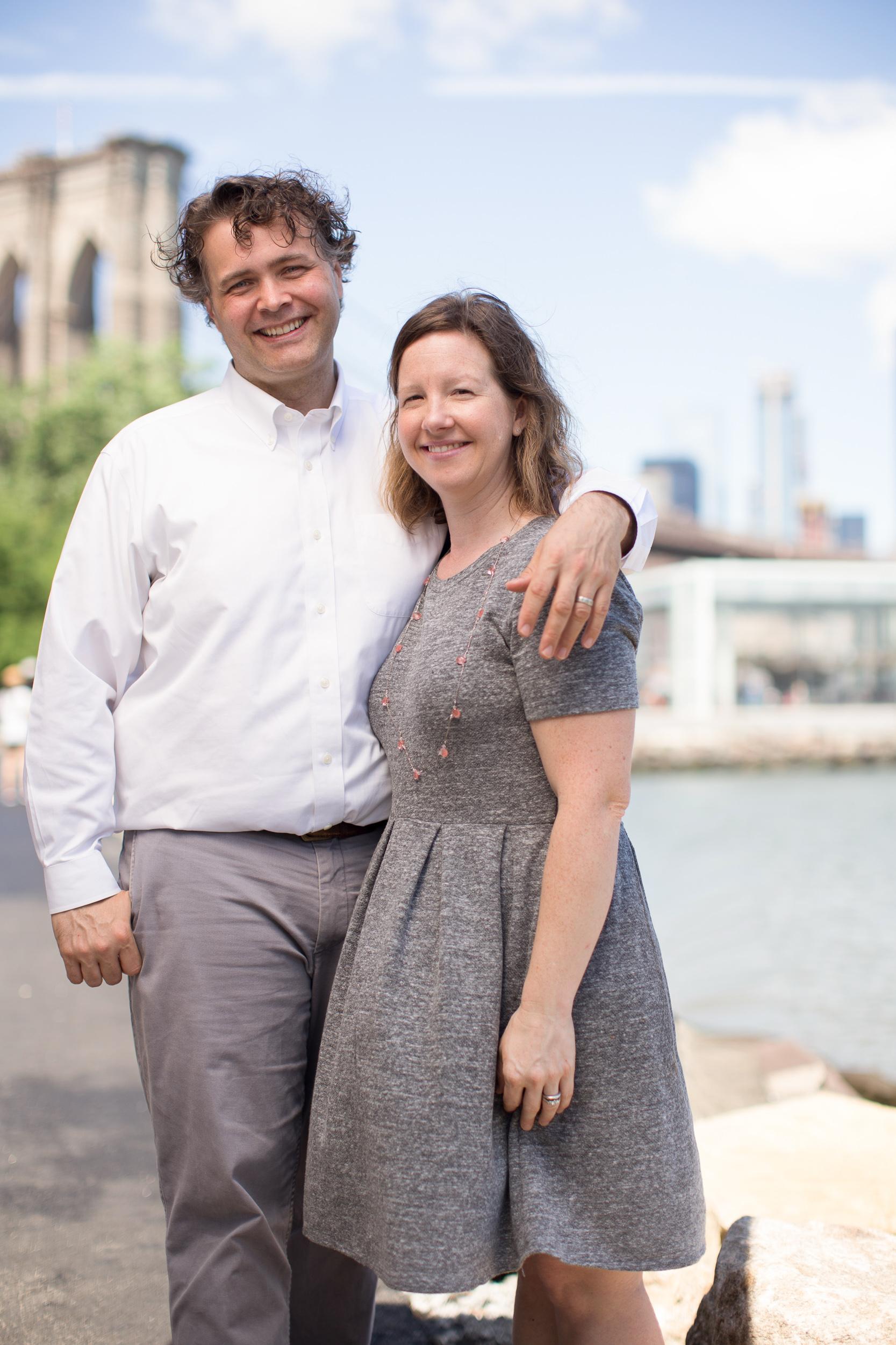 Brooklyn Couple