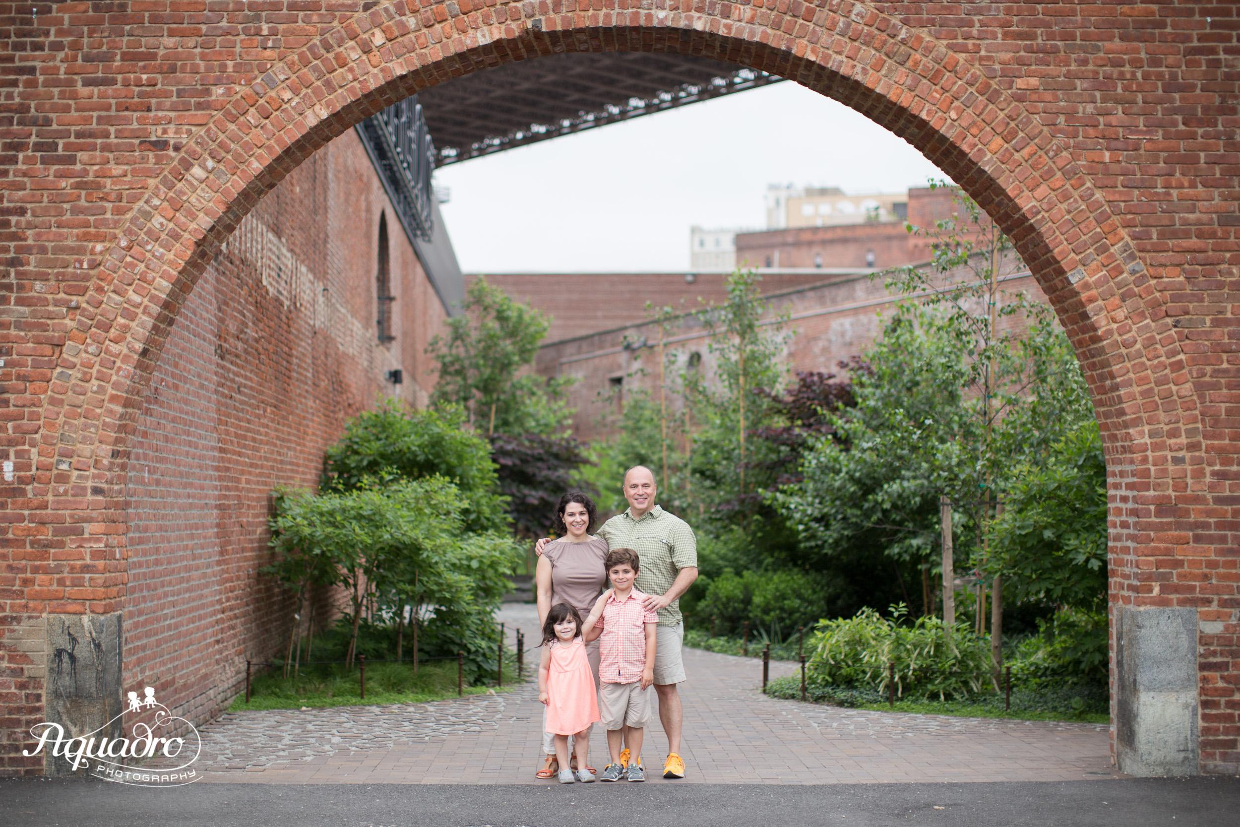 Brooklyn Family Photograph