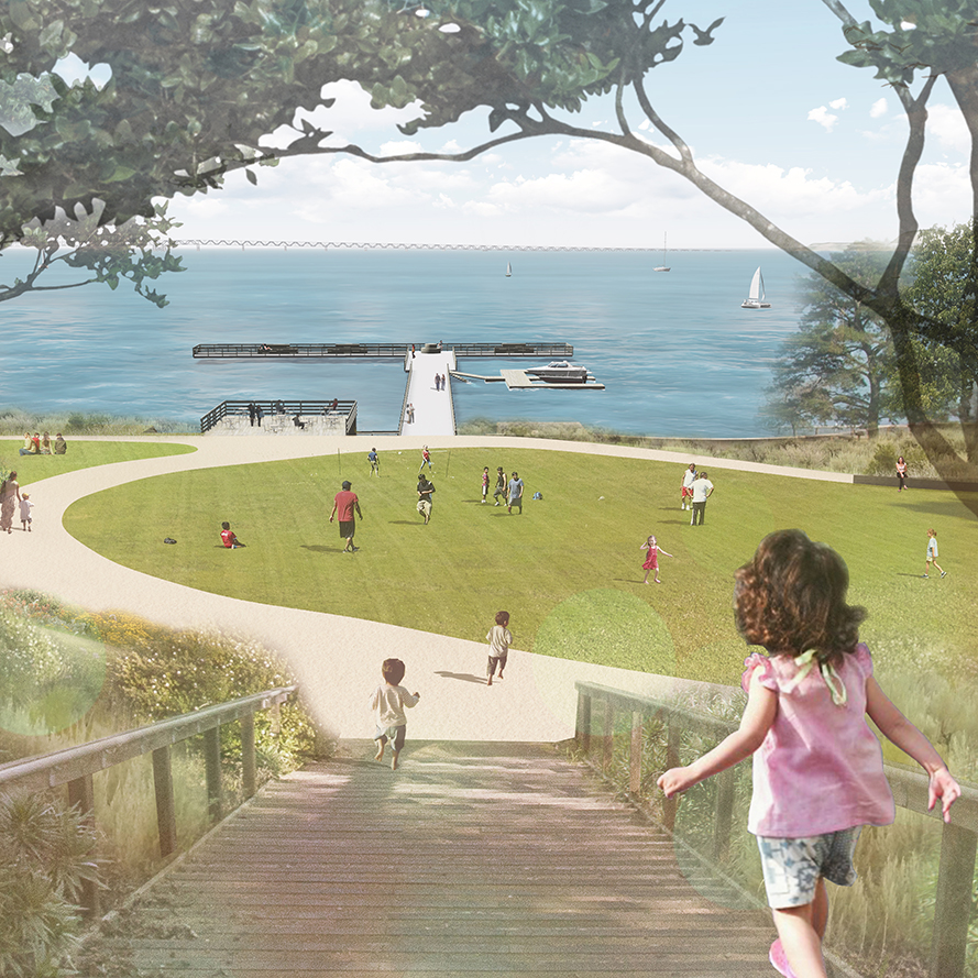 Paradise Beach Park Master Plan