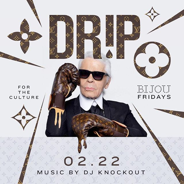 💧 DR!P💧 Fridays @bijouboston  Lets party inside the newest and hottest friday night in Boston! We do it every friday and every week we sell out. Come see for yourself how the DR!P Team does it! #dripfortheculture