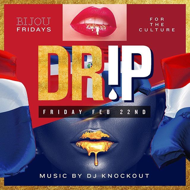 💧 🚨MAJOR DR!P ALERT 🚨💧 ➖➖➖➖➖➖➖➖➖➖➖➖➖➖➖ 🇩🇴 PARTY ALERT 🇩🇴 TONIGHT @dripfortheculture kicking off #dominicanindependenceday  weekend with our fam @djhectik x @djknockout401 at @bijouboston 🥂🔥 💨 🎦 You know the viiiibes! We are lighting up the city 🍾🍾🍾#UptownNYC with it HIP HOP x LATIN all night 🇩🇴 🇵🇷 🇨🇴 🇨🇺 🇸🇻 Tables are going fast so book yours ASAP! Early arrival suggested !  Tables | Guestlist text @miguelorezra 📲 978-835-6545 . . . .  #Bijou #TheresPartiesThenTheresBijou #235Ent #235entertainment #fridaynight #bostonfriday #bostonclubs #bostonparties #bostonbars #bostonnightlife #champagnelife #hiphop #latin #latintrap #trap #top40 #6one7 #6one7productions #Providence #ProvidenceNightlife #ProvidenceParties #LawrenceNightlife #LawtownParties #BostonLatins #BostonLatinos