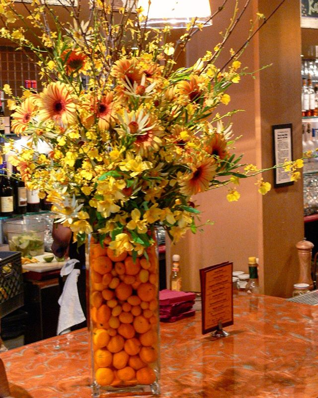 Summer! Fresh fruit and bright flowers all day!! 🌼🌞🌼🌞🌼 • • • • • • • •  #summerflowers #restaurantflowers #event #eventflowers #buffetflowers #largeflowerarrangement  #eventdesign #flowersofinstagram #floralarrangement #design #color #colorpalette #inpiration #floweroftheday #flowergram #bayareaflorist #flowersofinstagram #floralart #floral installation