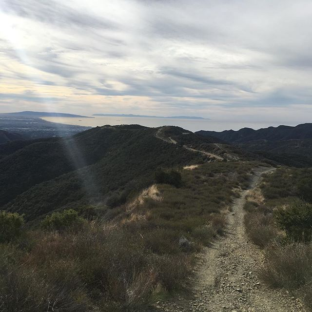 Getting right sized 💕#trailrun #offthemat #losangelesloveaffair