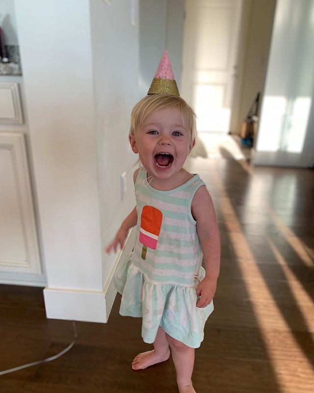 She's 2!!! 🎉🎂🎈