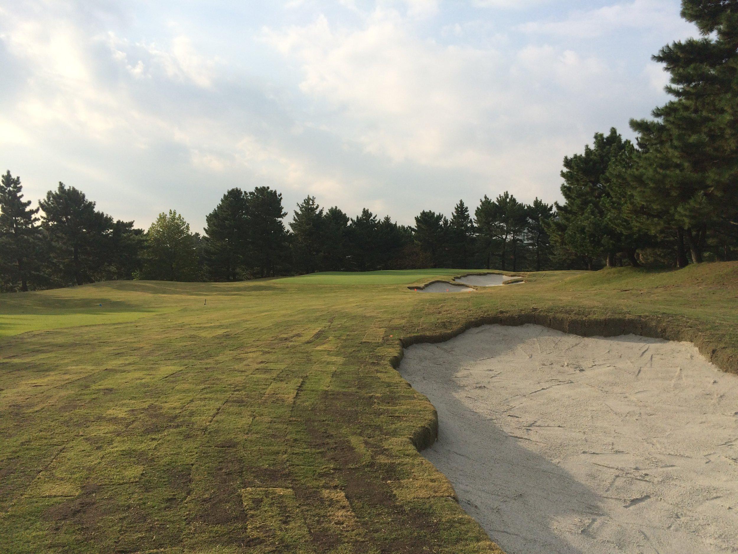 No. 17 - West Course
