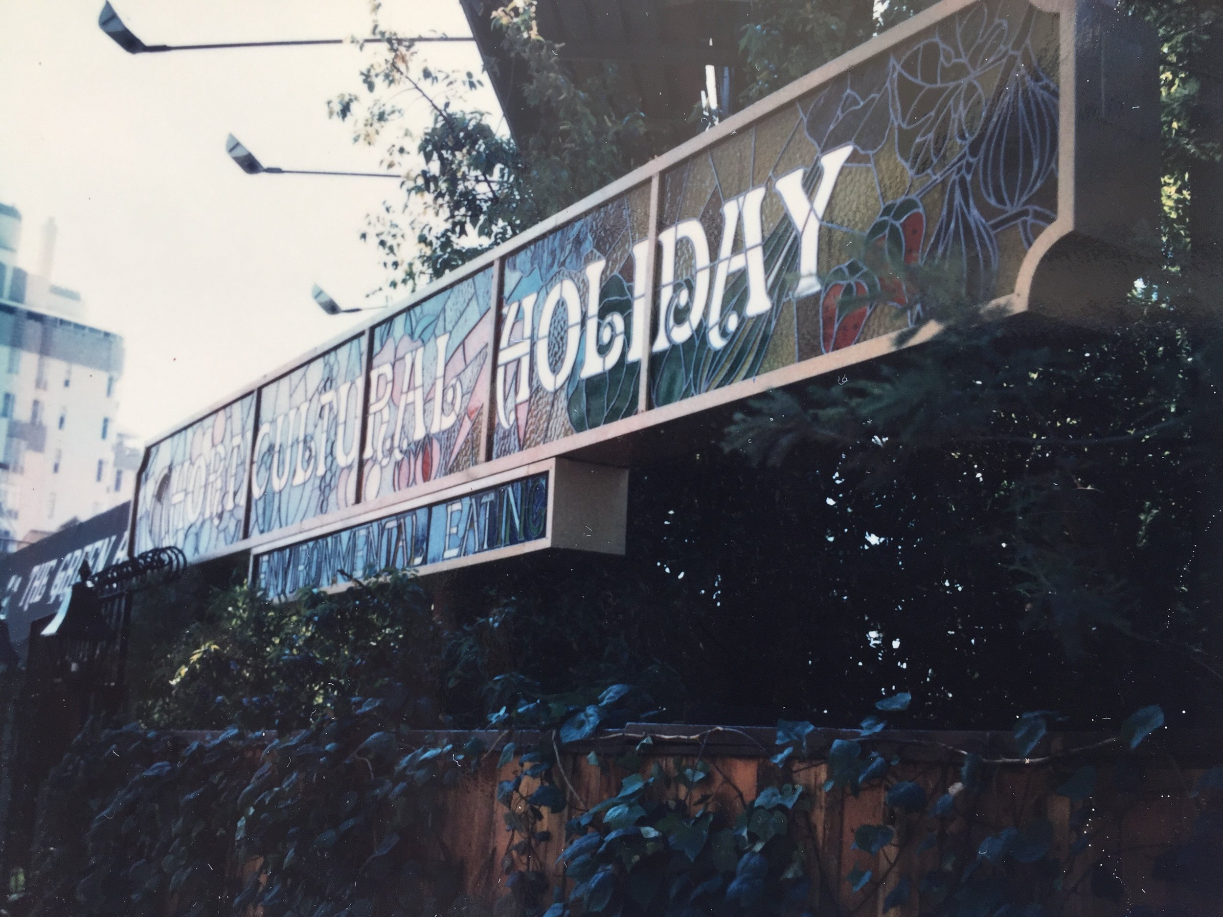 Horticultural Holiday 1972