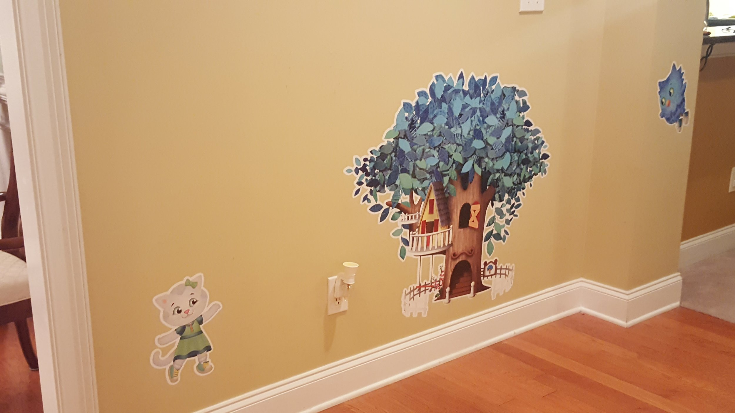 Wall Decals from Birthday Express on Amazon