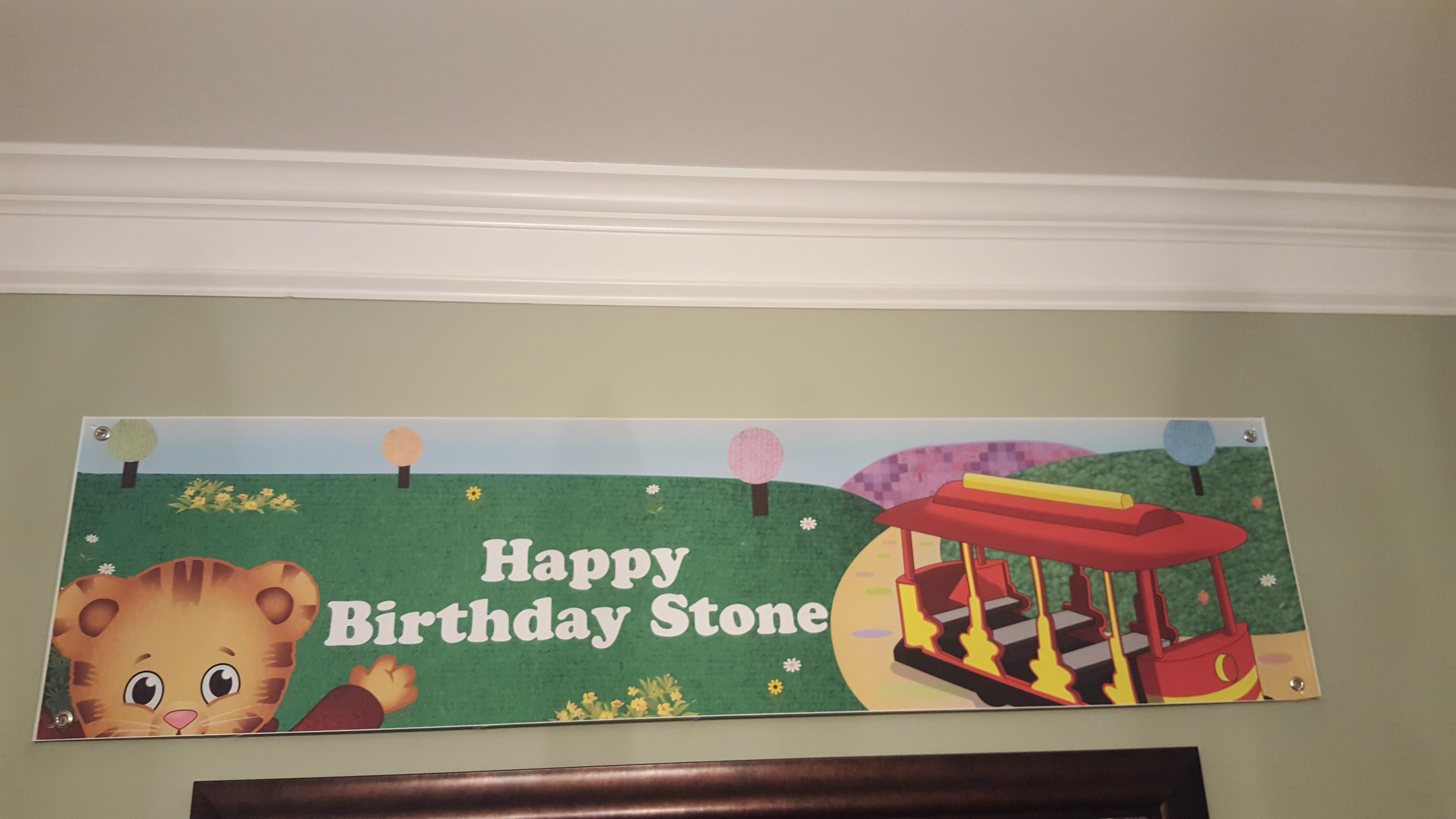 Birthday Sign from birthdayinabox.com