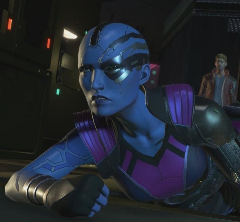 Nebula / TT: Guardians of the Galaxy