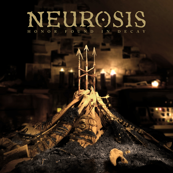 NEUROSISHonor Found in Decay - NR085 / RELEASED: 2012CD/LP/DL