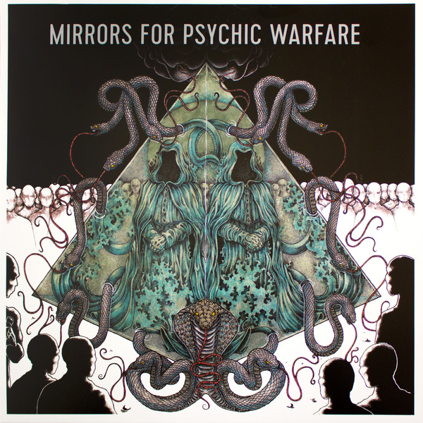 MIRRORS FOR PSYCHIC WARFAREMirrors for Psychic Warfare - NR099 / RELEASED: 2016DL/LP