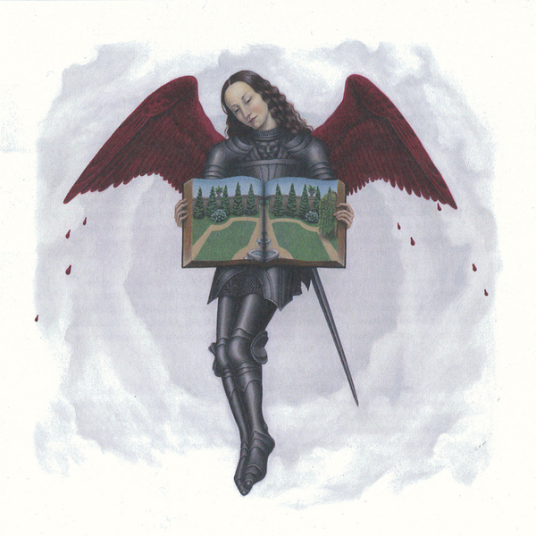 BLOOD AND TIMEAt the Foot of the Garden - NR030 / RELEASED: 2003CD