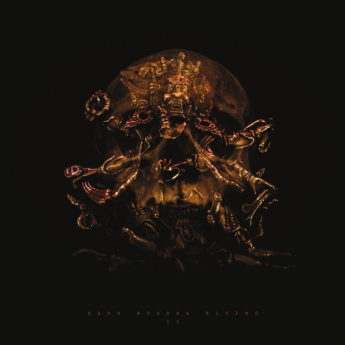 DARK BUDDHA RISINGII - NR109 / RELEASED: 2018CD/DL/LP