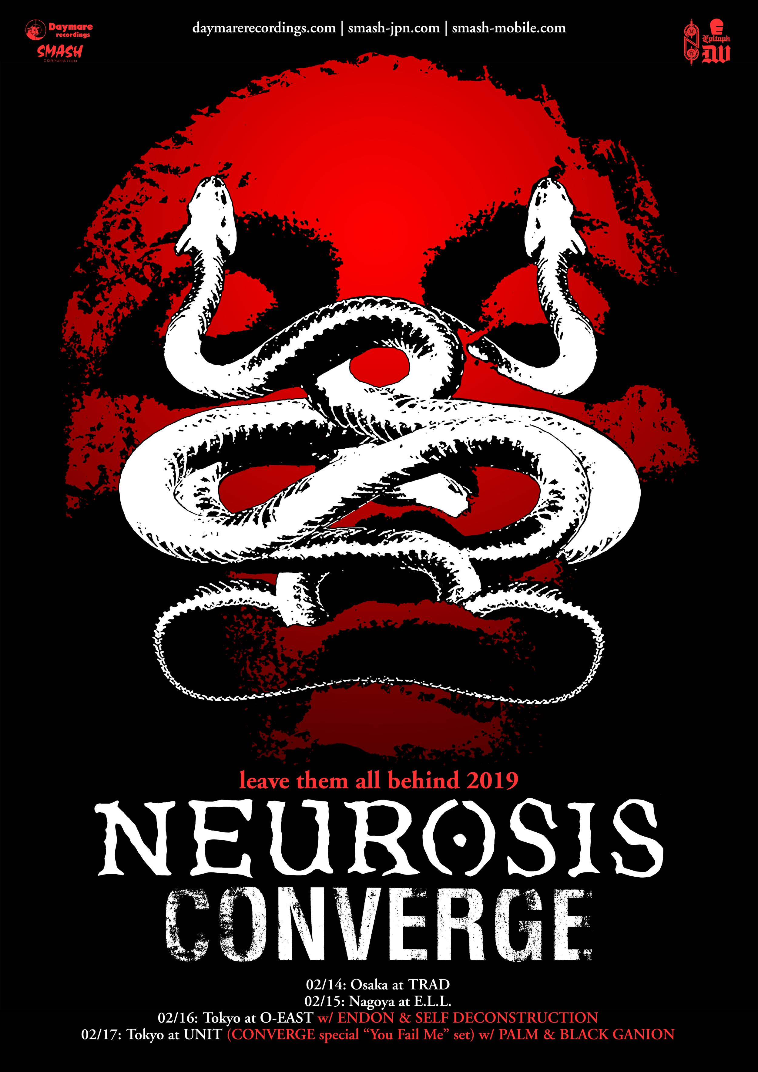 Neurosis Converge 2019