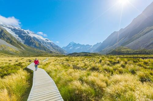 New Zealand -