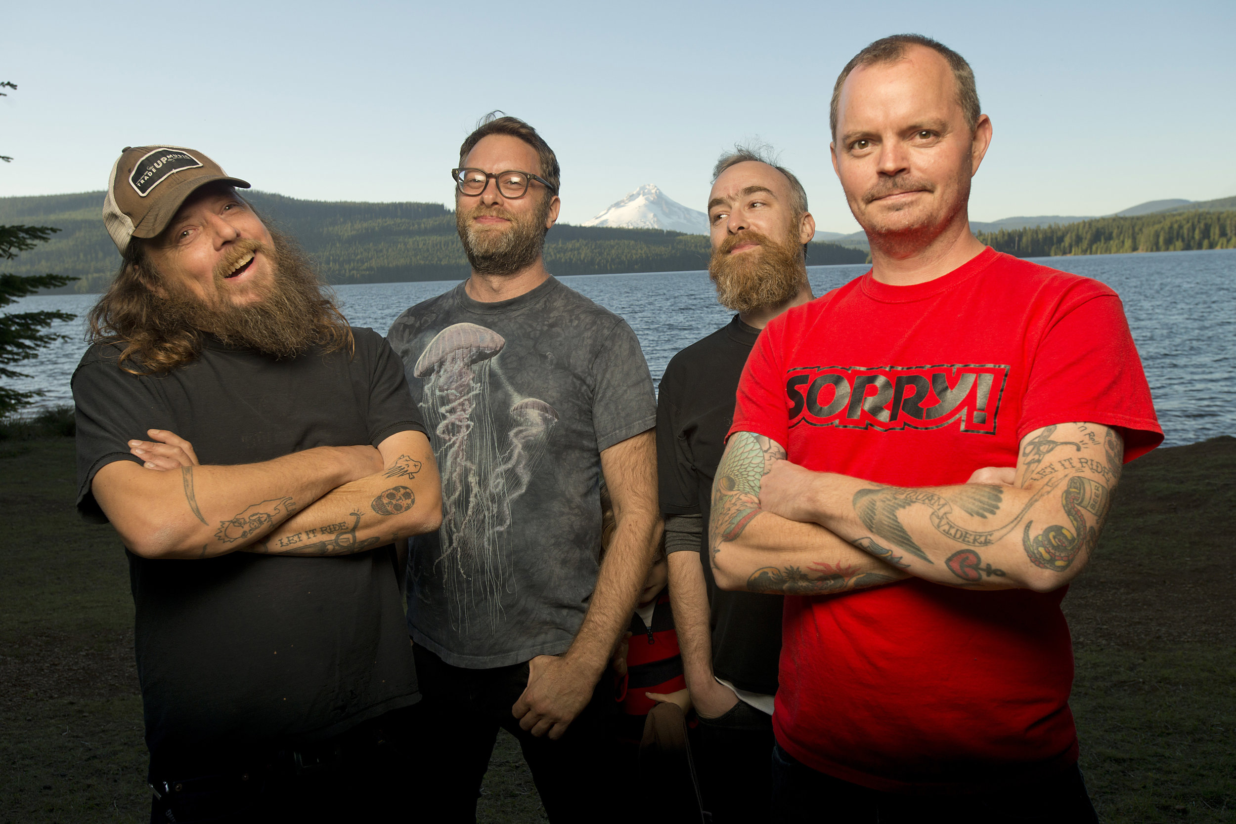 Red Fang - SoundcloudTwitterFacebookInstagramNetease