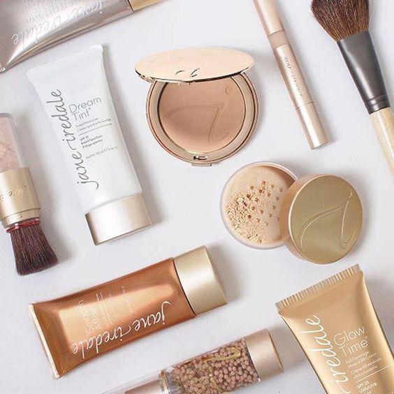 Jane Iredale Makeup, Pinterest