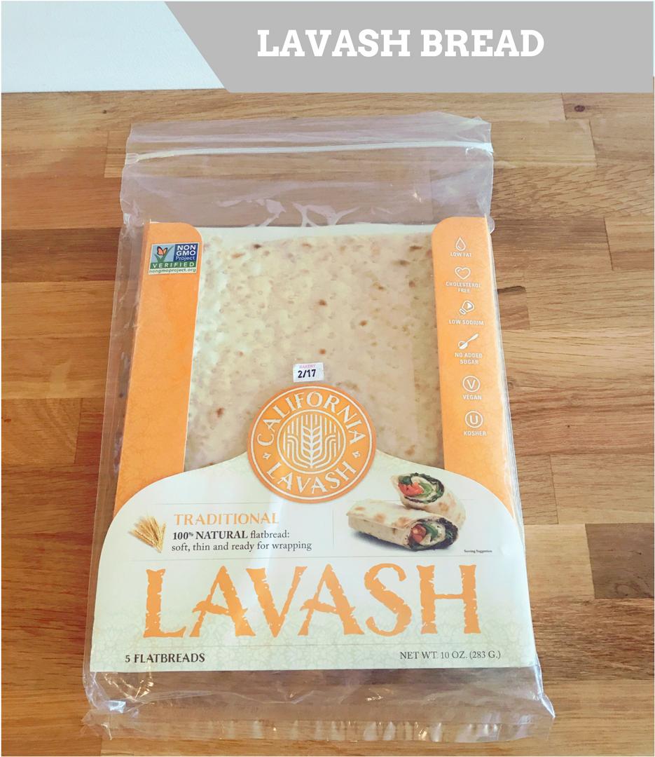 California Lavash Flatbread.