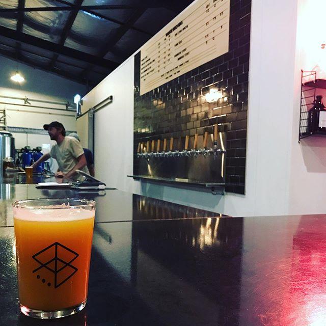 Aw yiss such a great way to cap off a week with @rangebrewing latest and greatest DIPA Citra Simcoe that is tasting fresh and juicy AF. Get amongst it. 👌✌️ • • • #independent #beer #brisbane #brewery #ipa #craftbeer #beer #instabeer #beerstagram #beerporn #bier #cerveza #birra #beerlover #beergeek #beers #drinklocal #cheers #biere #craftbeerporn #beernerd  #cerveja #beerpics #beerlovers #beerlove #ale #beersnob #beersofinstagram #craftbeerlover
