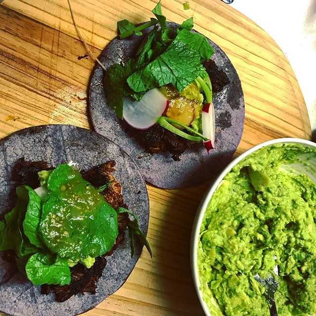 Home made pork carnitas with radish, cheese, salsa verde, quac and blue corn tortillas. They were 🔥 🔥 🔥 • • • #instachef #foodie #instagood #foodporn #brisbanefoodie #sabatierknives #debuyer #eatlocal #flavourbomb #respecttheanimal #nosetotail #food #foodblogger #foodforthought #nutrition #whiskybravofoxtrot #eathealthy #chef #eat #lovefood #recipecreation #eatclean #gastronomic #OnMyTable #ThisIsWhyImFat #CleanEating #ChefMode #EatingForTheInsta