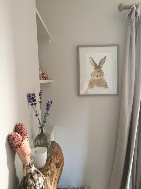 watercolour artwork for home in Derbyshire