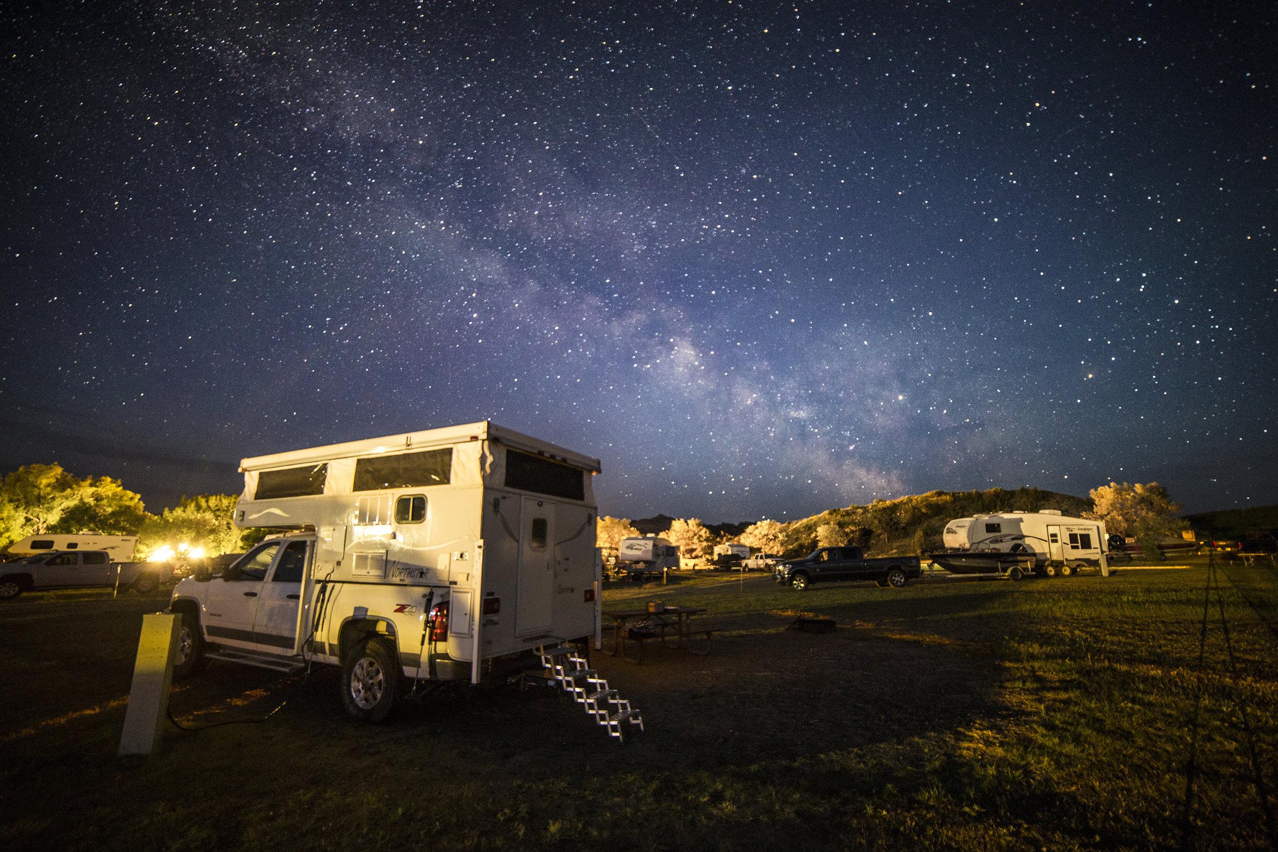 Milky Way - View Photos
