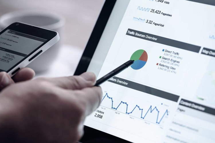 Data Visualisation avec Google Analytics et Google Data Studio