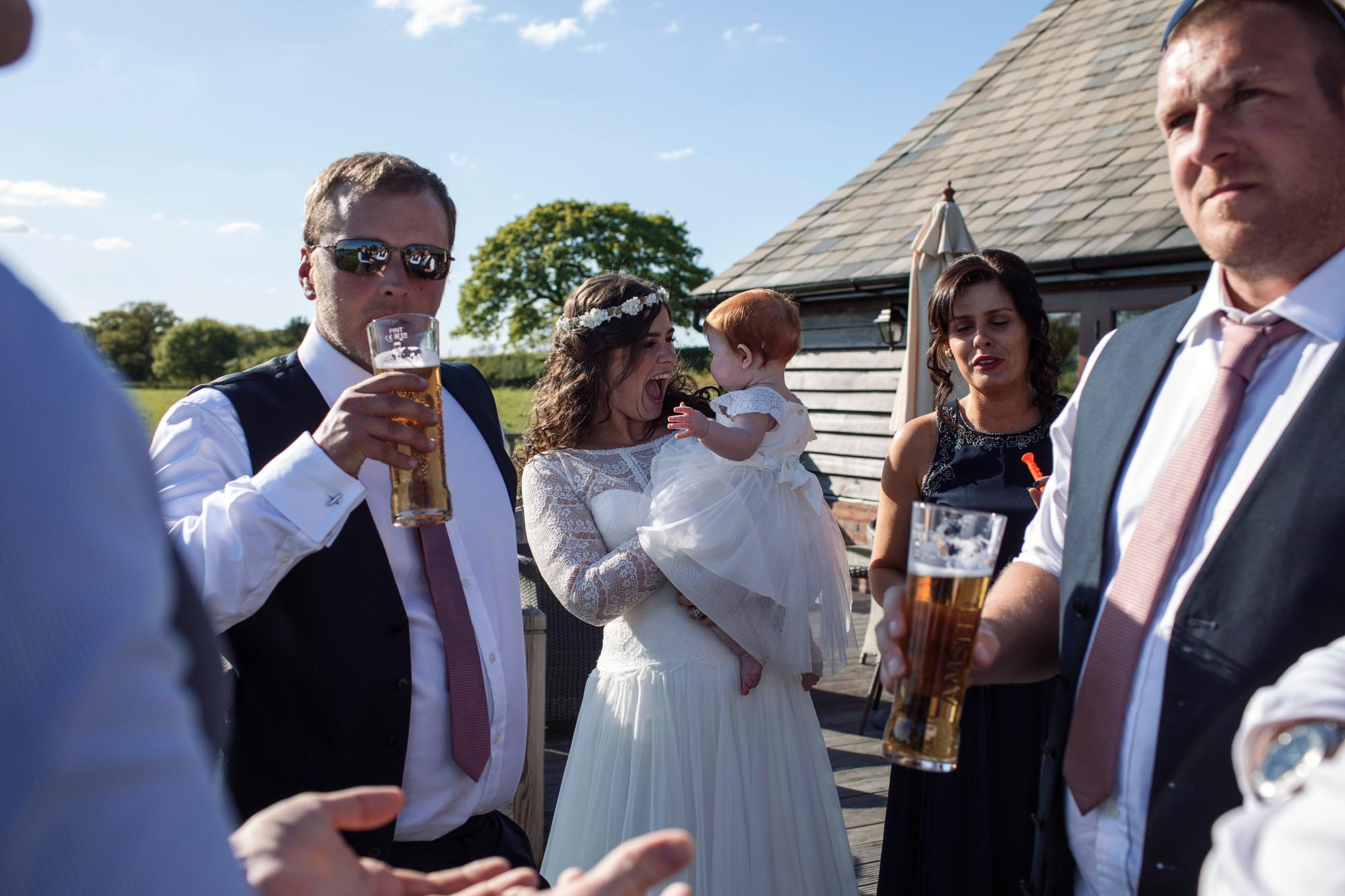 fun quirky wedding photography leeds
