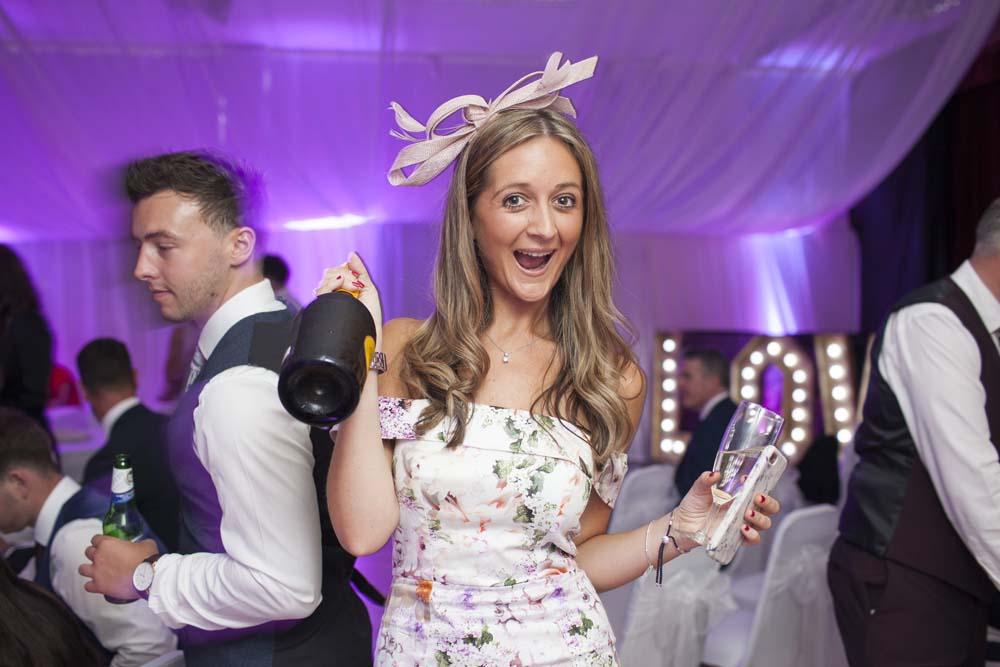 Fun wedding photography Preston Lancashire