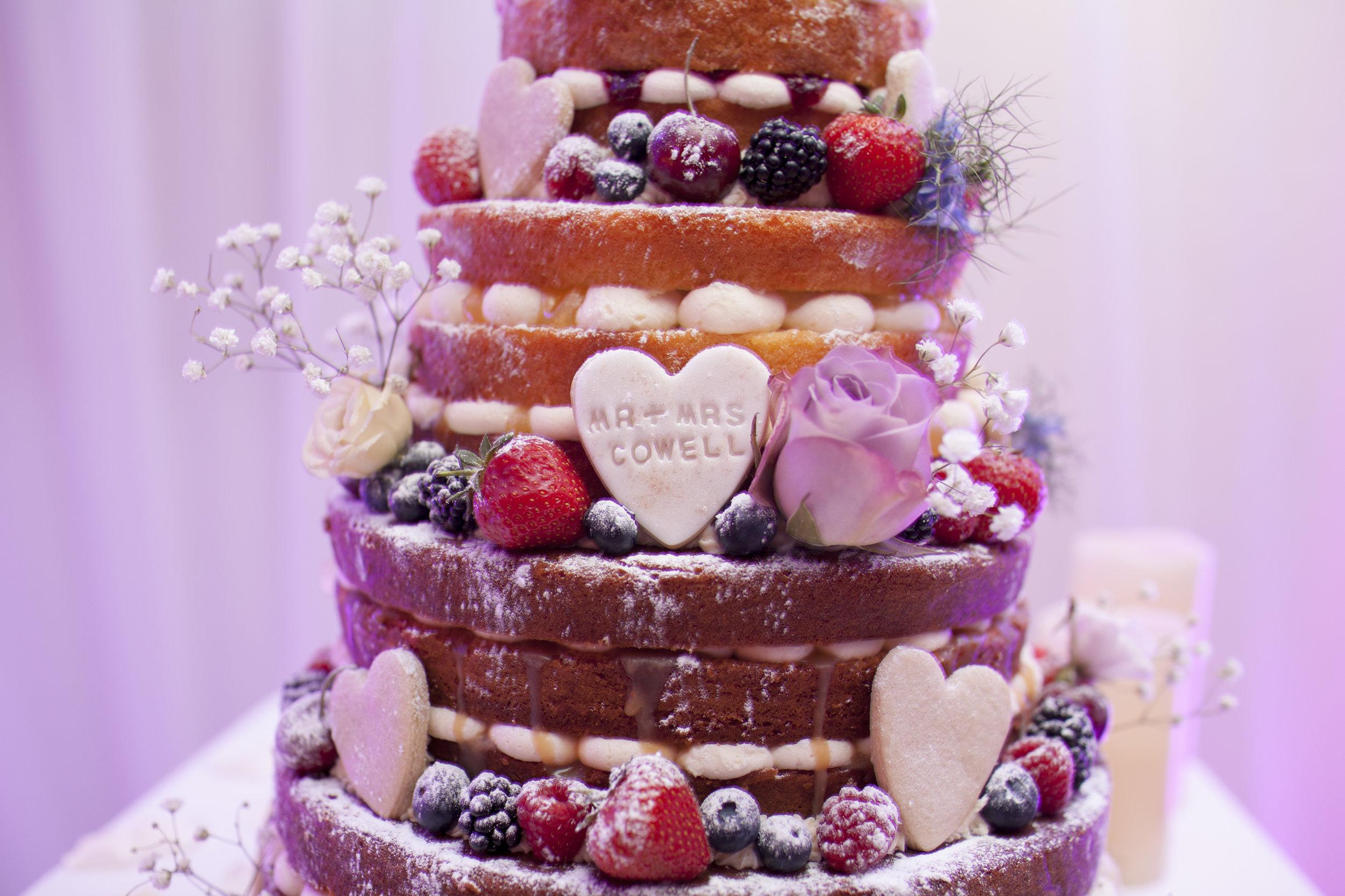 Baked by Rach wedding cake Leeds Preston Bakery DIY Wedding photography