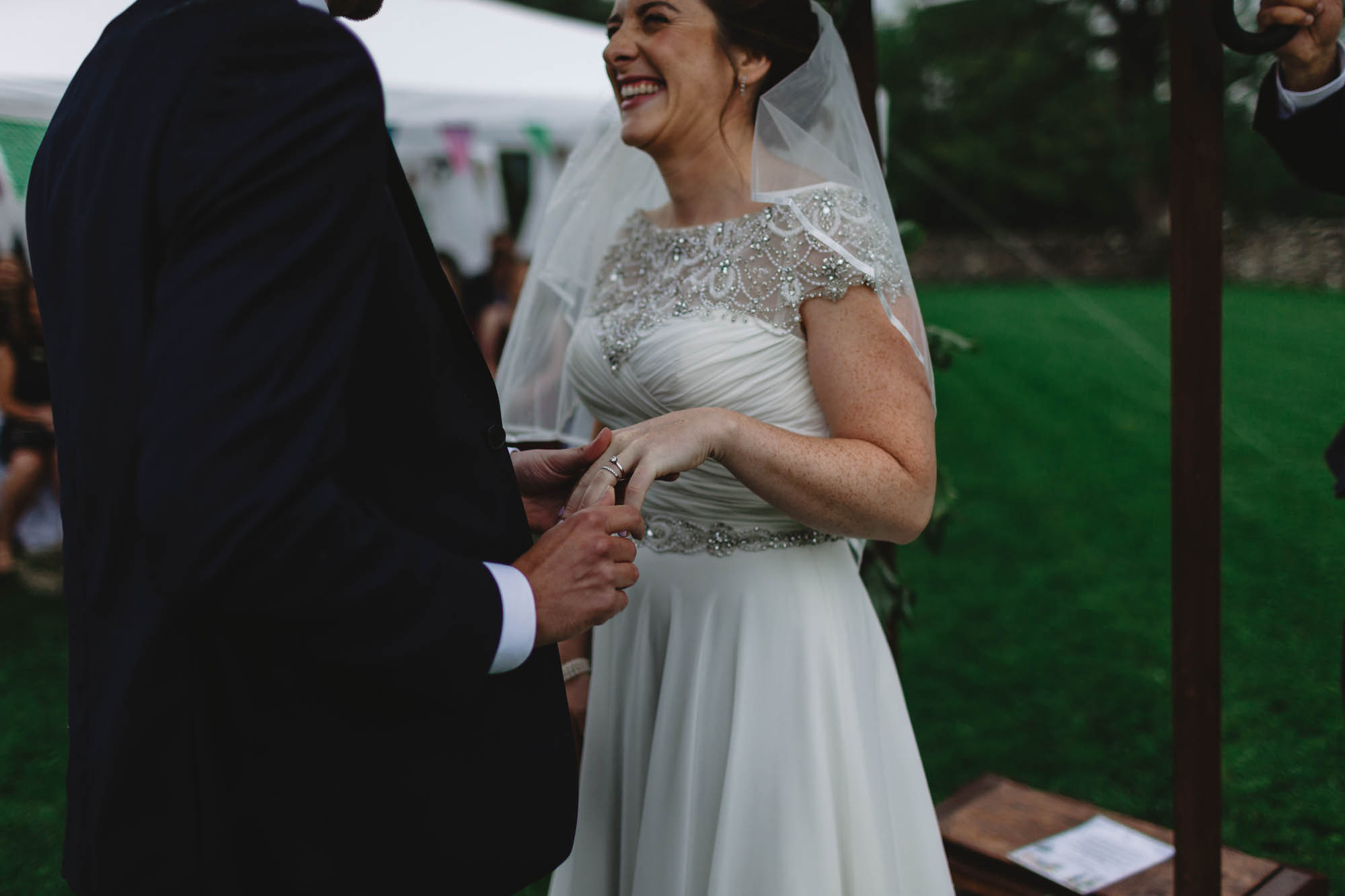 Photography from a North Yorkshire Wedding, Leeds, romantic, outdoor ceremony, DIY wedding, candid, relaxed fun photographer Huddersfield