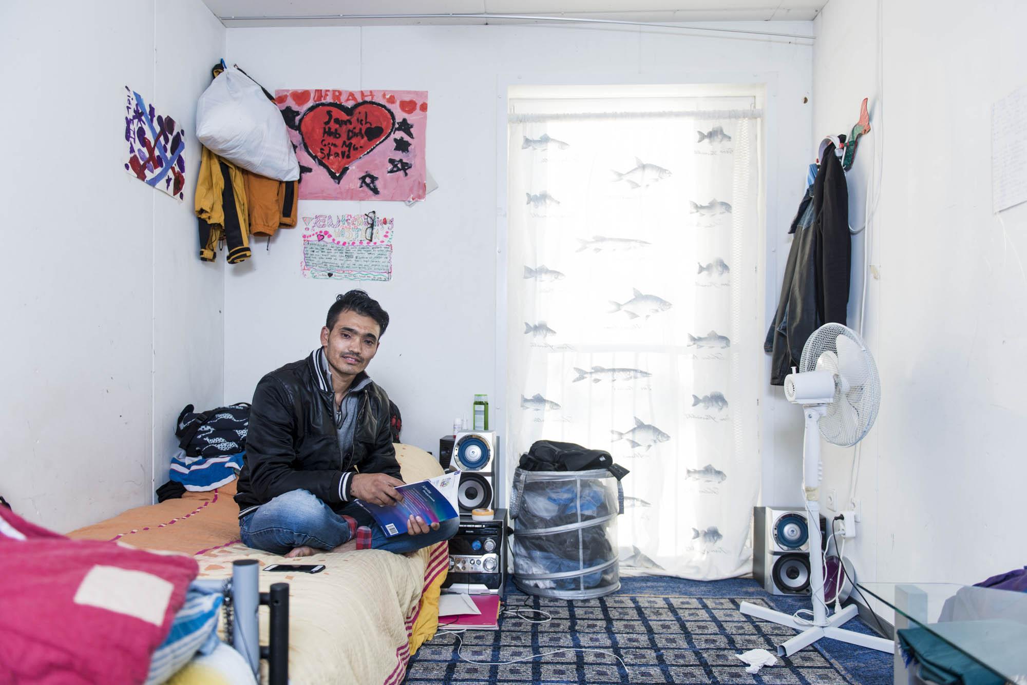 Mohammadi Qurbanali aus Afghanistan