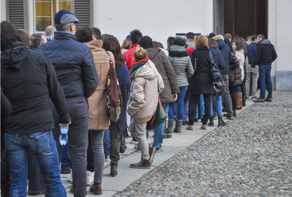 In a city break article, telling readers how to avoid queues - rather than pretending they don't exist - can do wonders for your credibility. Photo: s74/Shutterstock