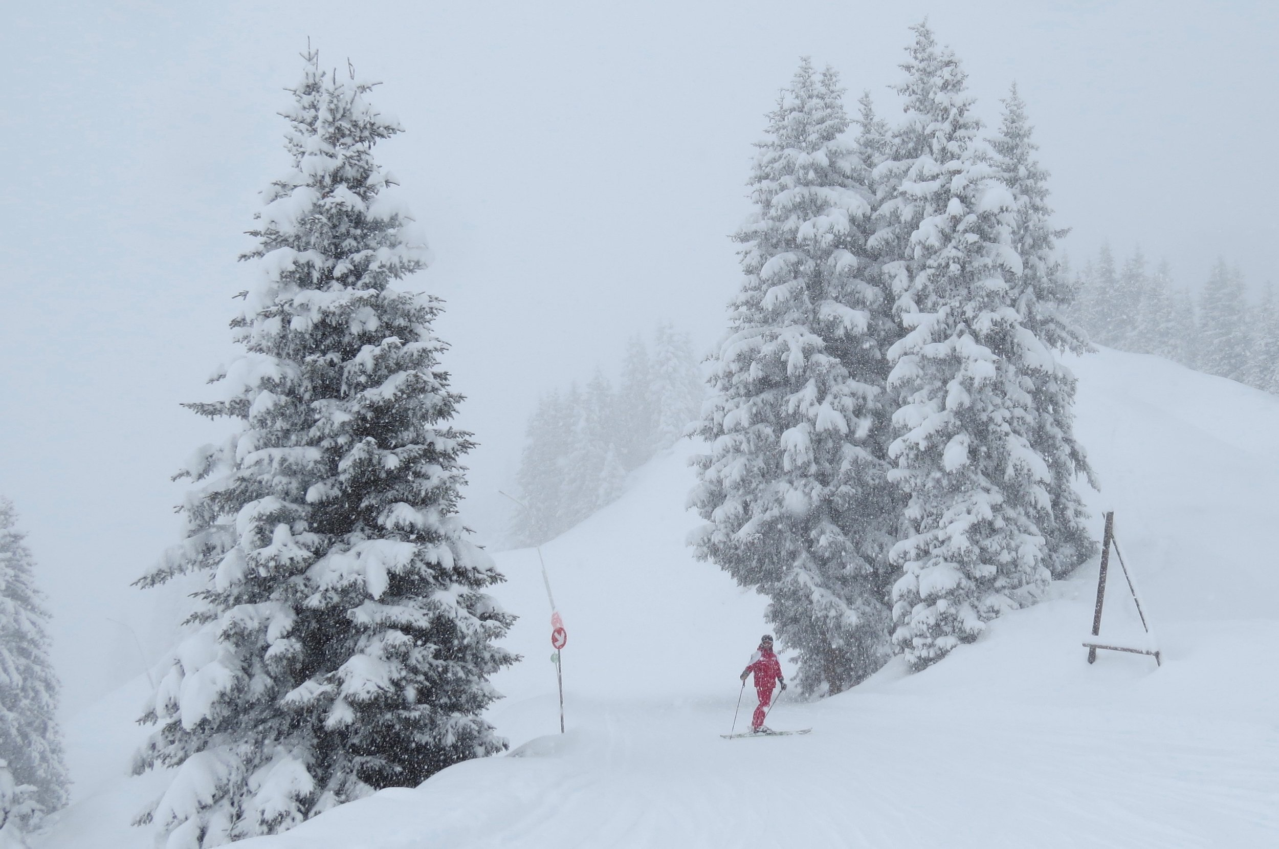 A good moment to be selling ski holidays…