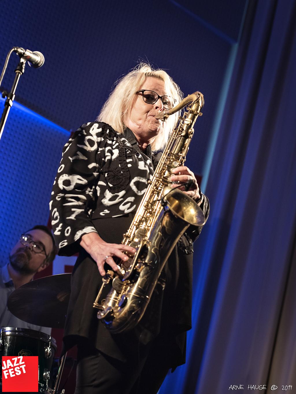 Bodil Nilska Kvartett på Scandic Nidelven. Foto: Arne Hauge