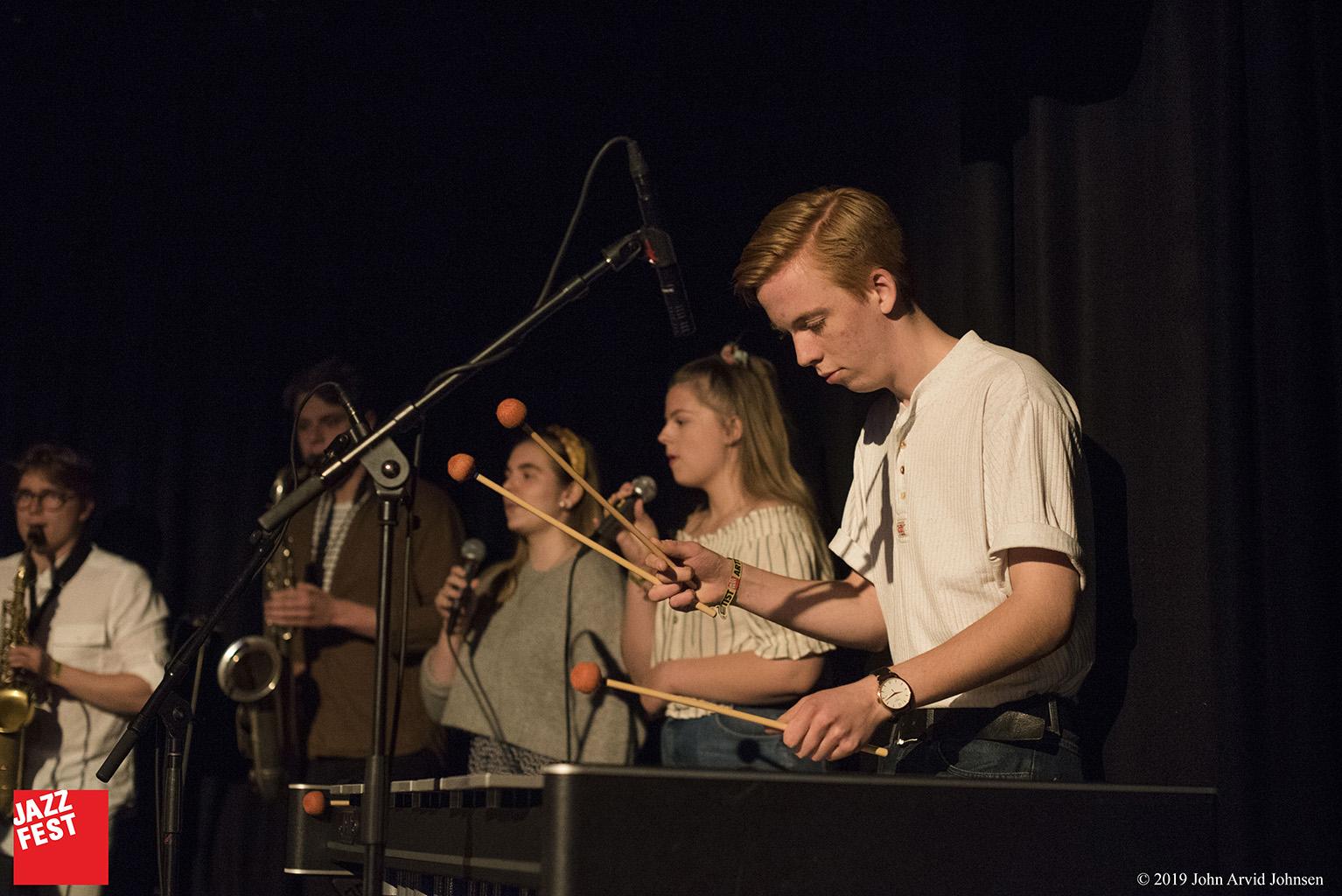 190509 Midtnorsk Ungdomsstorband (Jazzfest Future) @ Byscenen Anneks (foto John Arvid Johnsen) _ 1.jpg