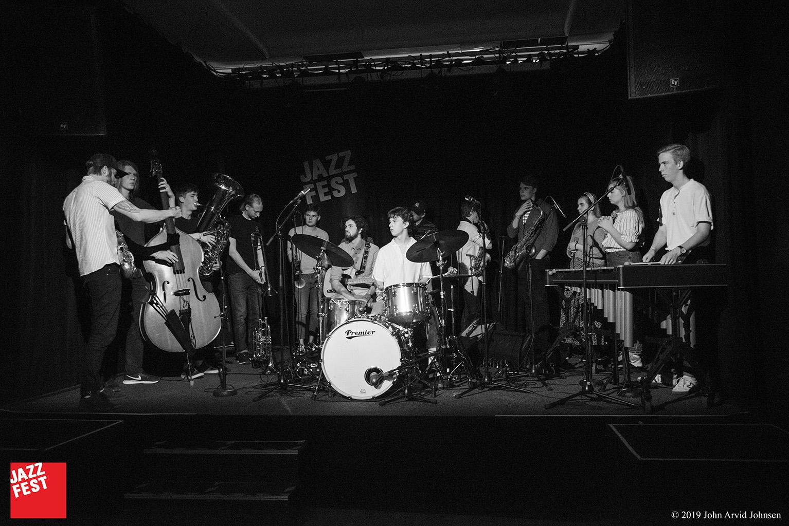 190509 Midtnorsk Ungdomsstorband (Jazzfest Future) @ Byscenen Anneks (foto John Arvid Johnsen) _ 2.jpg