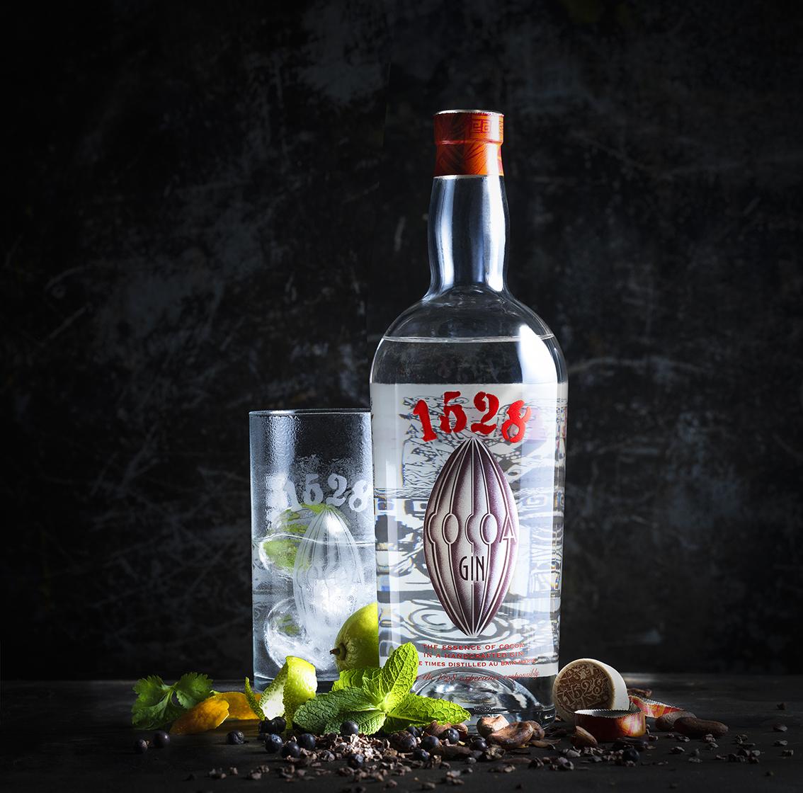 Cocoa Gin 1528