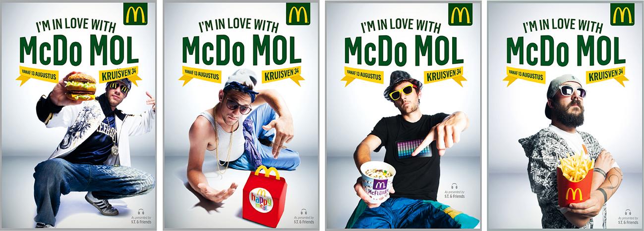 McDo campagne
