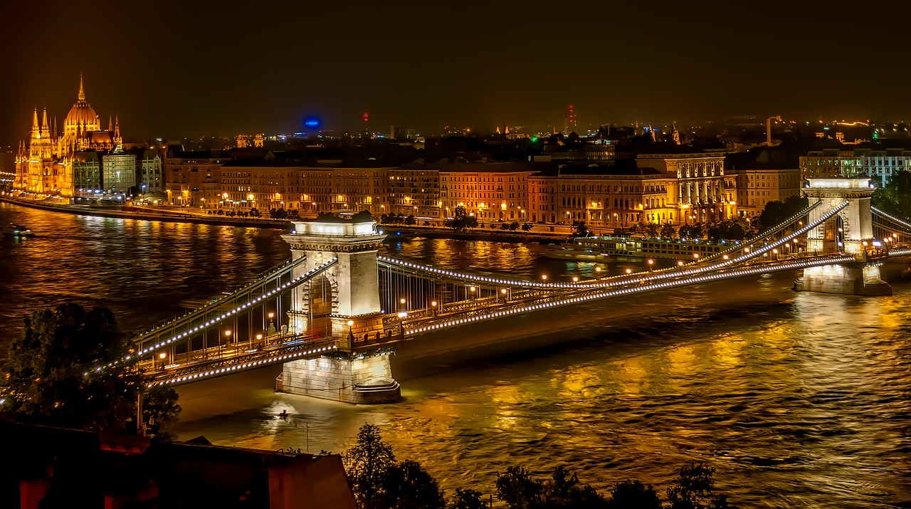 Budapest is cited as one of the most beautiful cities in Europe - Come and visit us!