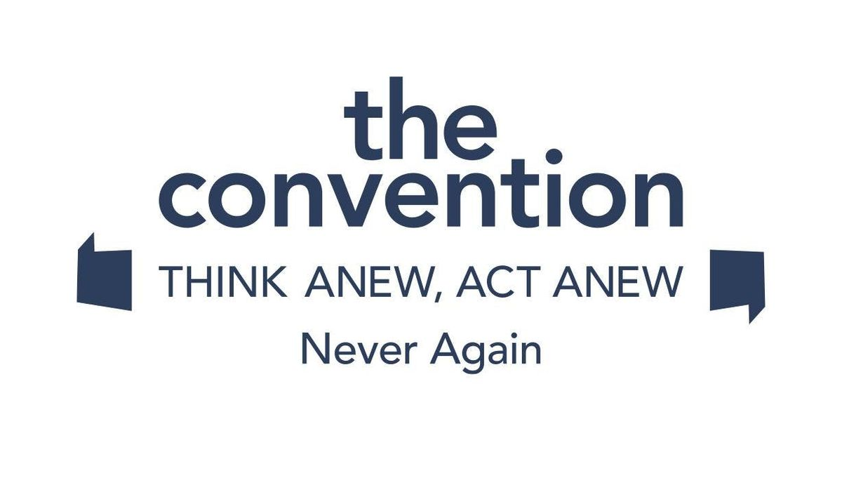 THE CONVENTION NEVER AGAIN