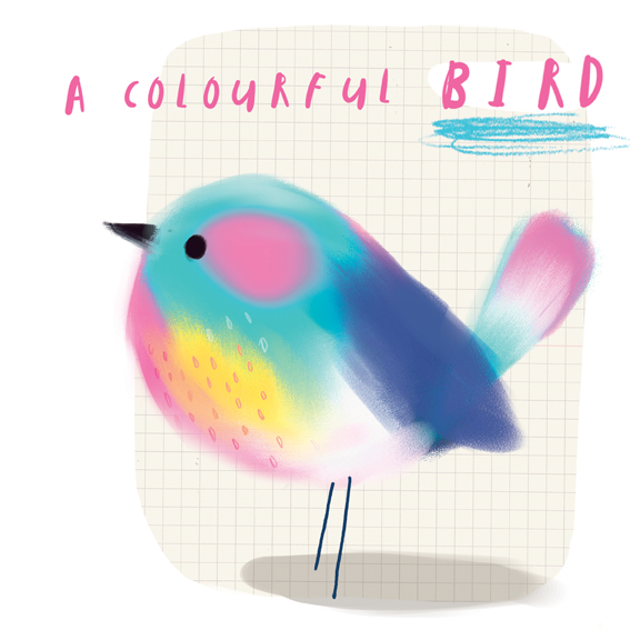 A COLOURFUL BIRD.jpg