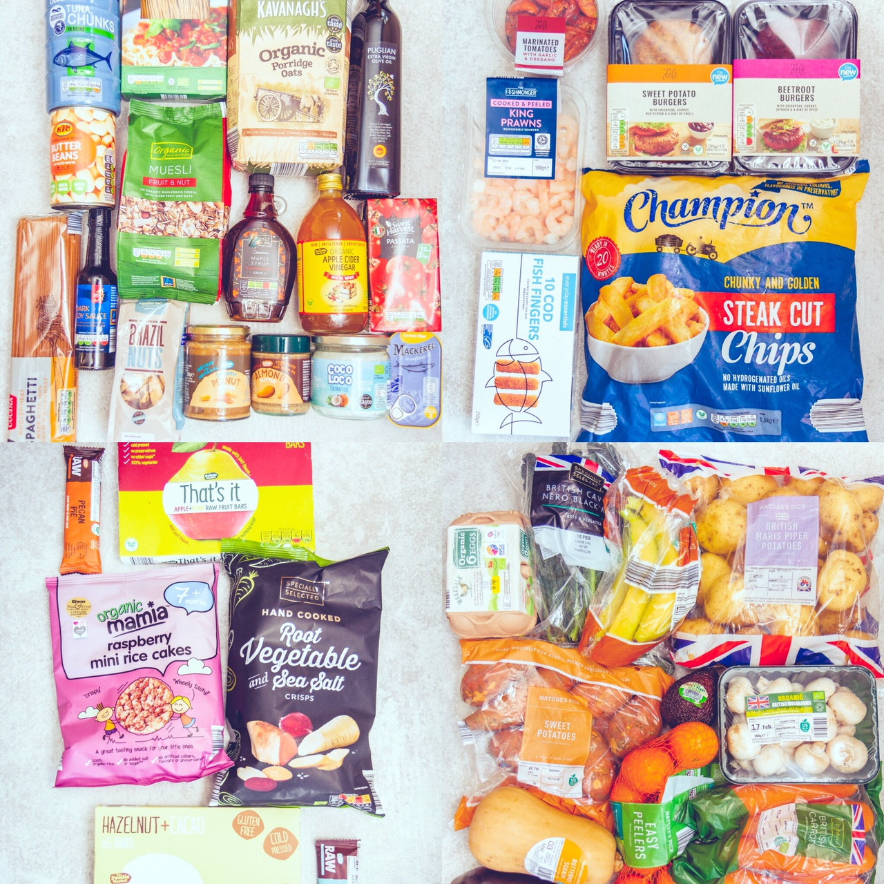 eat cheap and healthy aldi grocery haul 6.JPG