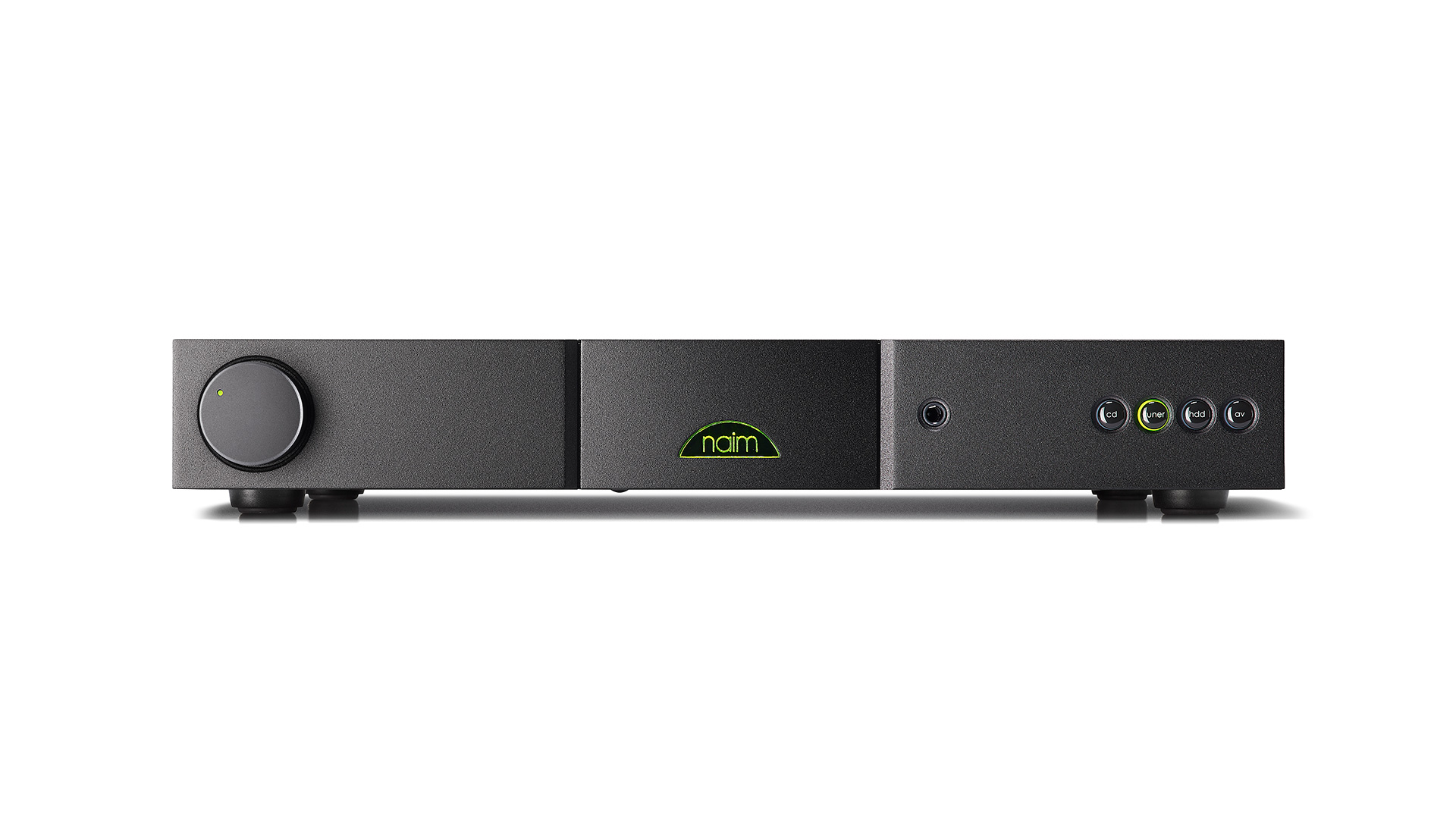 Naim NAIT 5si Integrated Amplifier at Creative Audio in Winnipeg (front)