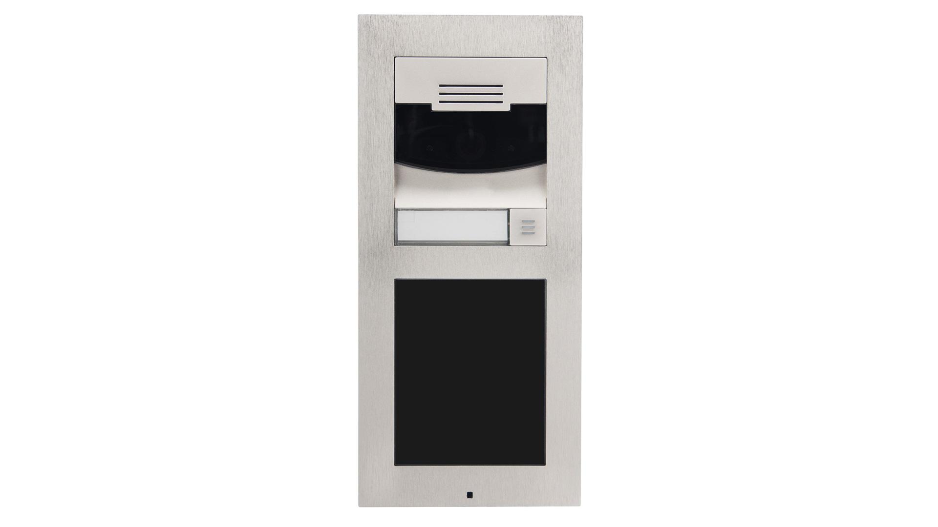 Control4 DS2 Door Station at Creative Audio in Winnipeg (Brushed Nickel)