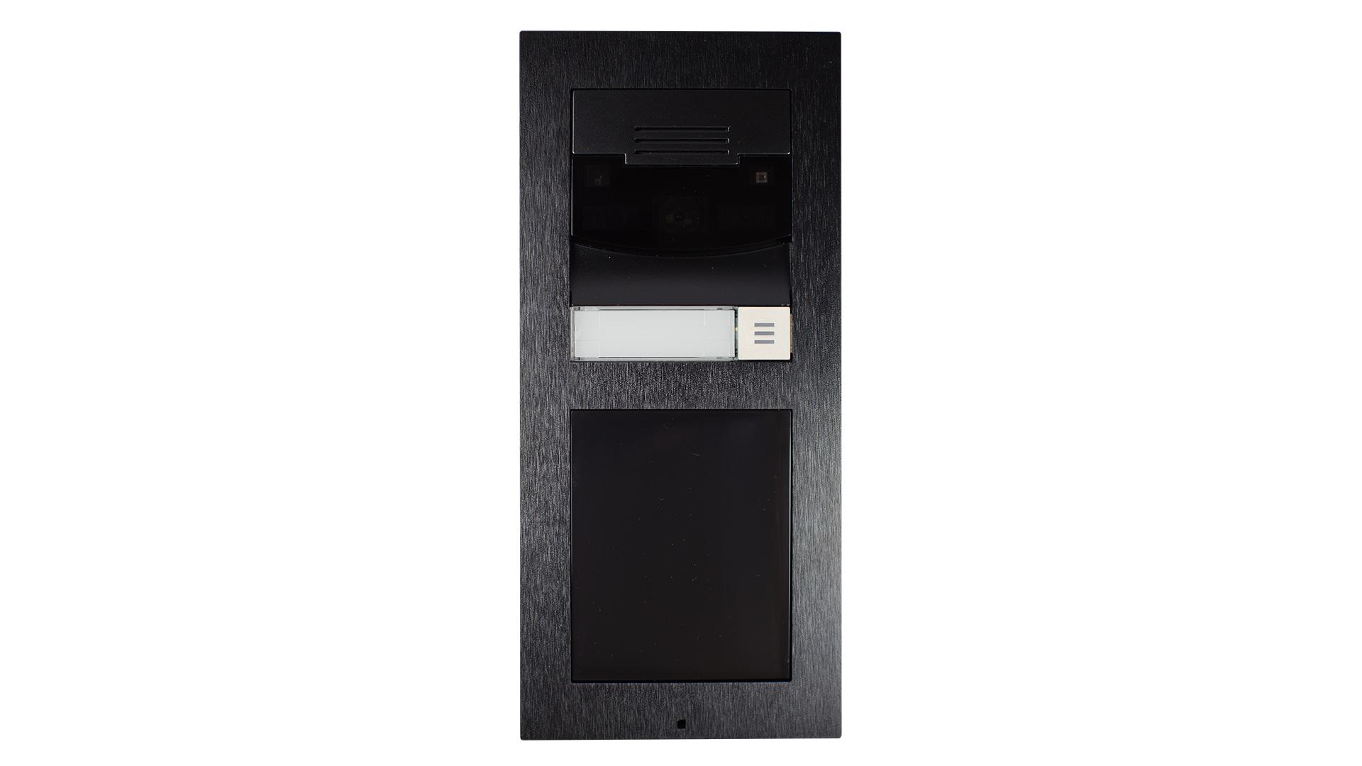 Control4 DS2 Door Station at Creative Audio in Winnipeg (Black)