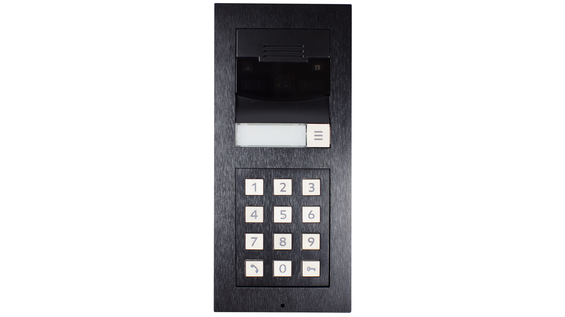 Control4 DS2 Door Station with Keypad (Black)